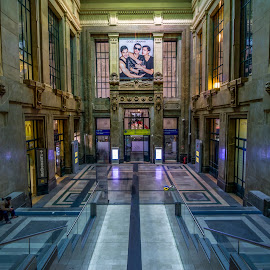 Milan Central Railway Station by Charles Ong - Buildings & Architecture Other Interior