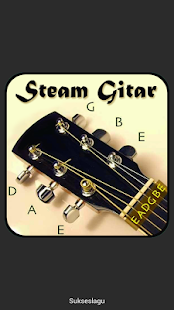 Stem Gitar - screenshot