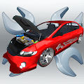 Game Fix My Car: Custom Mods LITE APK for Kindle