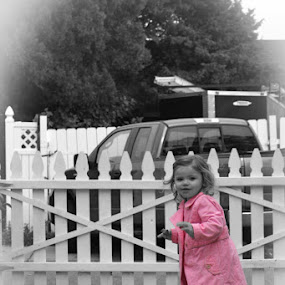 Riley waving back by Lena DeStefano - Babies & Children Children Candids