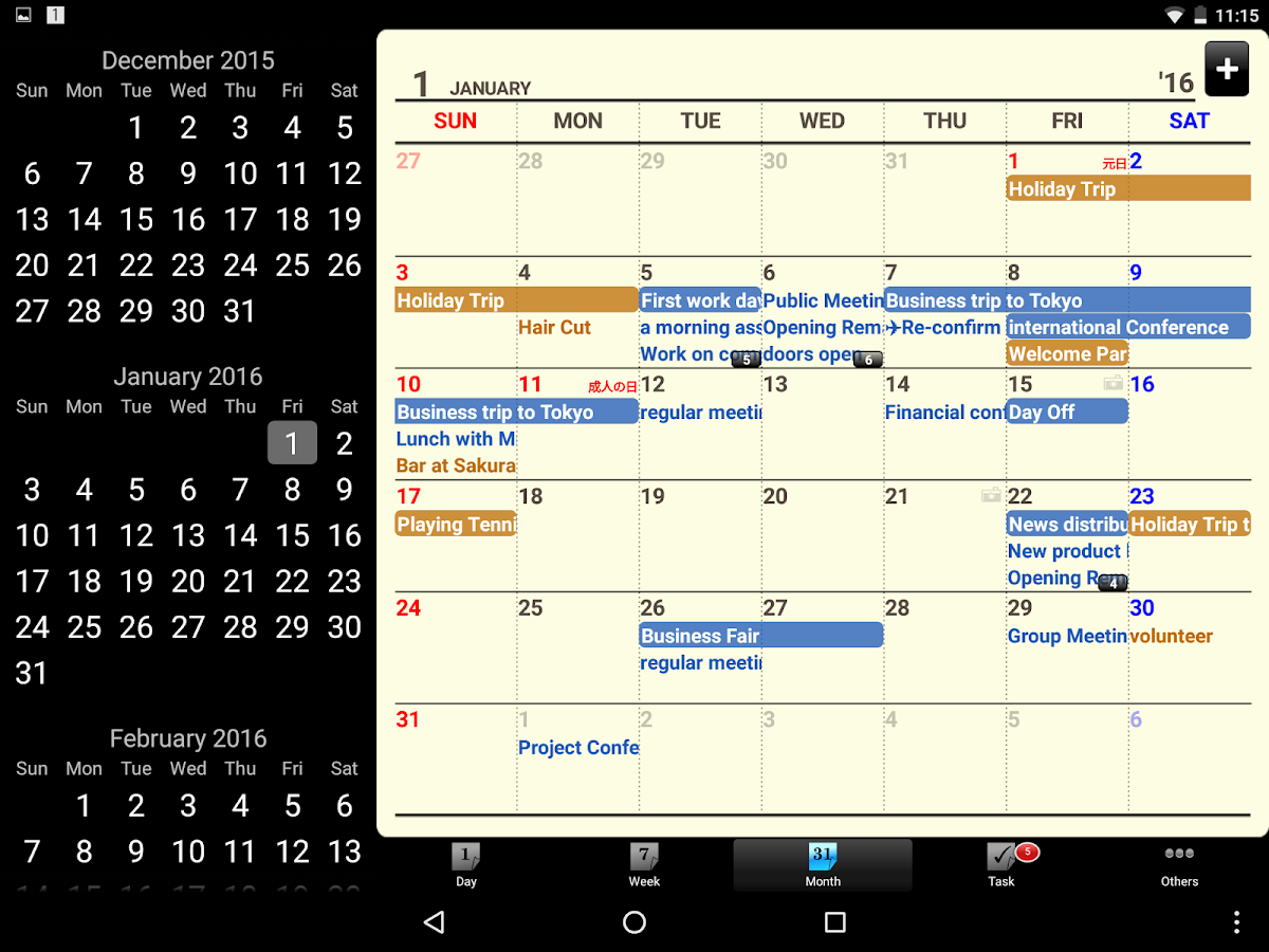 Refills(Planner App) Screenshot 8
