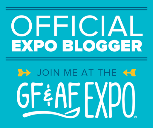 Official Expo Blogger badge