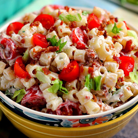 BLT Ranch Pasta Salad