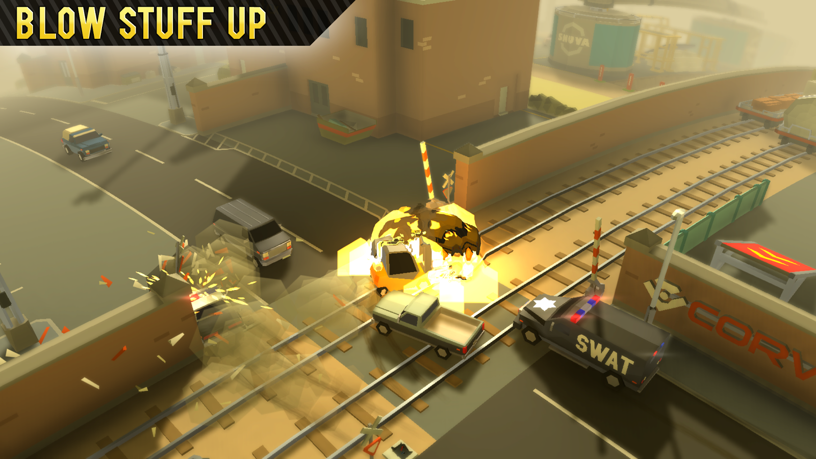 Reckless Getaway 2 Screenshot 2