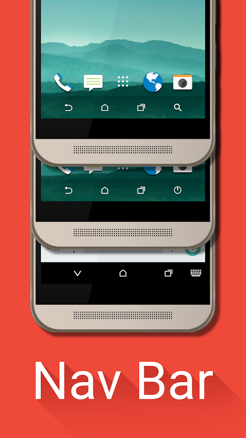Sense 7 Default CM13 theme Screenshot 2