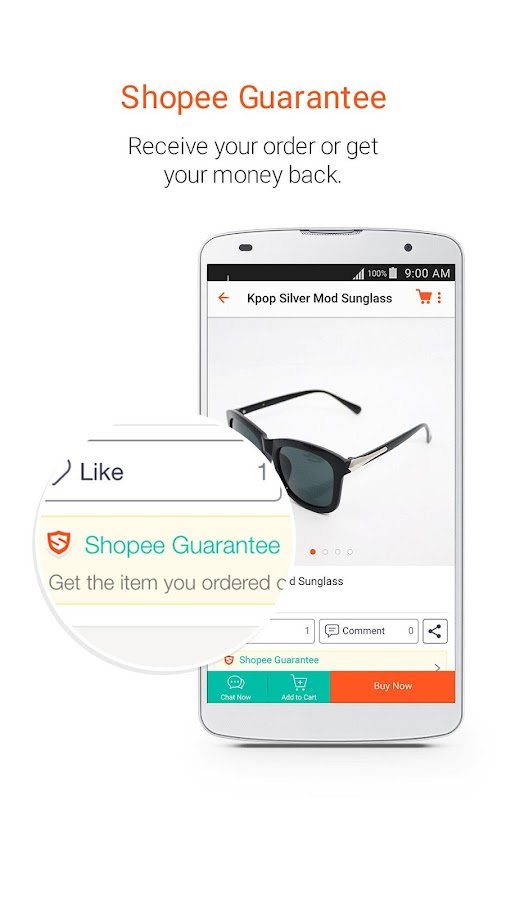 Shopee PH: Buy&Sell on Mobile Screenshot 4