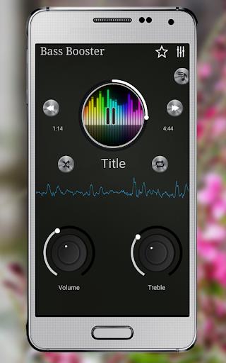 Bass Booster & Music Player EQ - screenshot