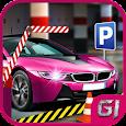 Girls Car Parking Simulator 2017