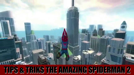 Tips The Amazing Spider-Man 2 APK for Nokia