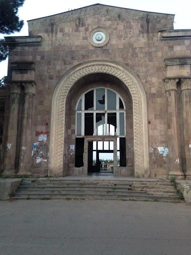 Rustavi Railway Station