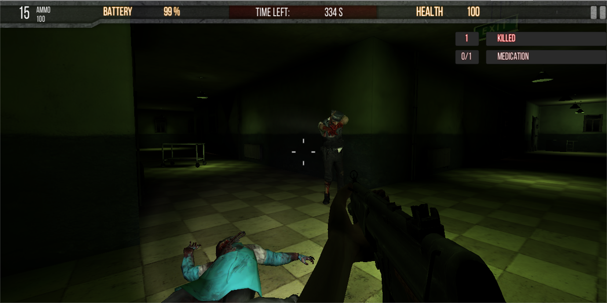 Zombie Hospital Screenshot 2