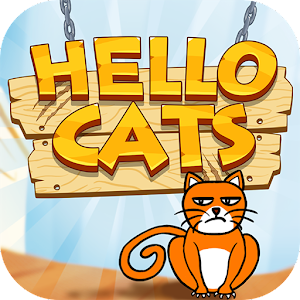 Hello Cats For PC / Windows 7/8/10 / Mac – Free Download