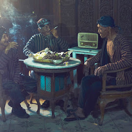old fashioned by Adam Bishawa - People Portraits of Men