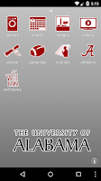 Screenshot of University of Alabama