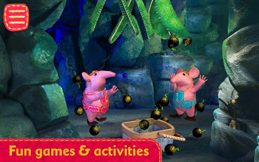 Clangers - Playtime Planet - screenshot