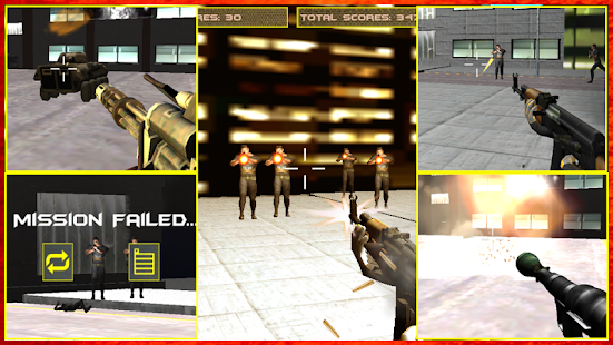 City SWAT Commando Strike- screenshot thumbnail