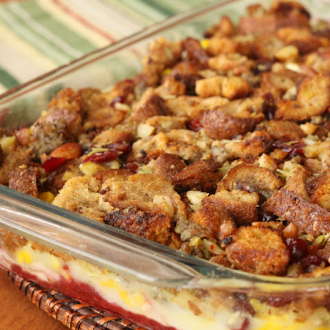 Thanksgiving Leftover Casserole