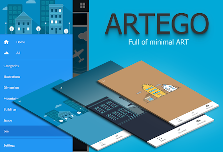 ARTEGO Walls- screenshot thumbnail