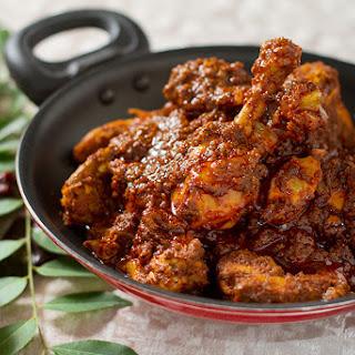 Chicken Ghee Roast Recipes