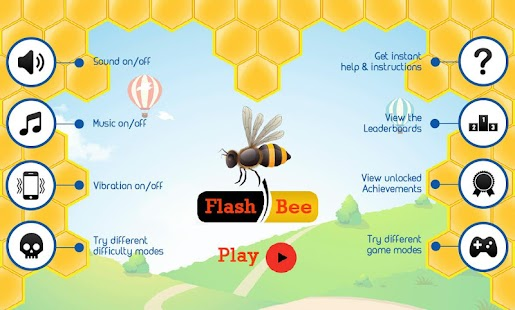 Flash Bee - screenshot
