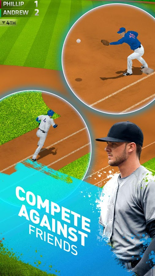 TAP SPORTS BASEBALL 2016 Screenshot 3