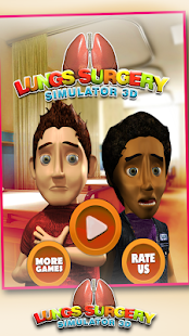 Game Lungs Surgery Simulator 3D apk for kindle fire