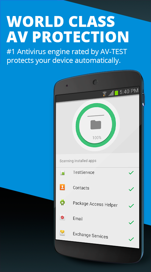 Antivirus, Booster & Cleaner Screenshot 4