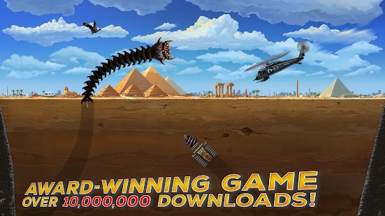 Game Death Worm Free apk for kindle fire