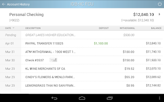 Screenshot of IDB-IIC FCU
