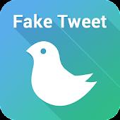 Fake twitt post APK for Bluestacks