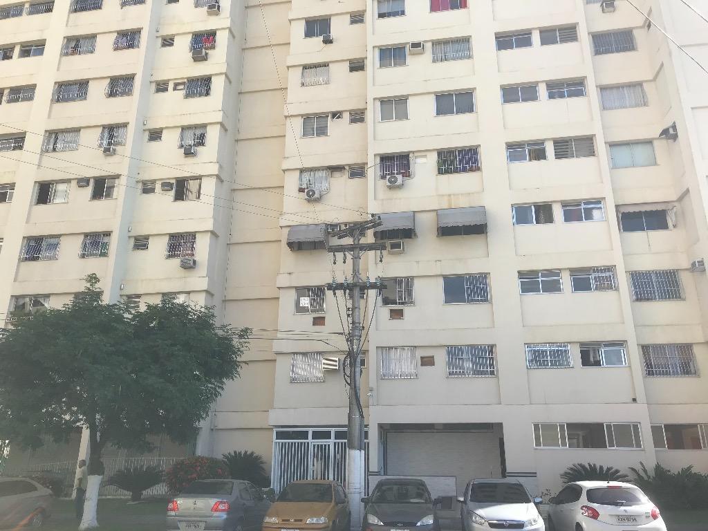 Apartamento residencial à venda, Colubande, São Gonçalo - AP0902.