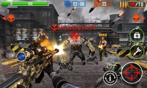 Counter Shot screenshot 1