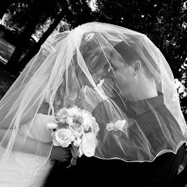 Ill love you no matter what! by Rebekah Cameron - Wedding Bride & Groom