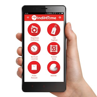 App My IndiHome APK for Kindle