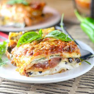 Mexican Vegetable Lasagna Recipes