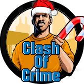 Clash of Crime Mad San Andreas APK for Bluestacks