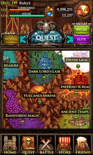 Hero of Legends screenshot 9