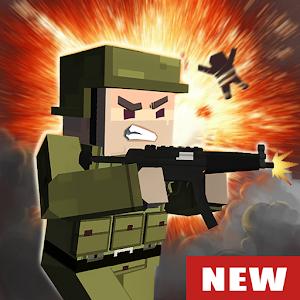 Block Gun: FPS PvP War - Online Gun Shooting Games For PC (Windows & MAC)