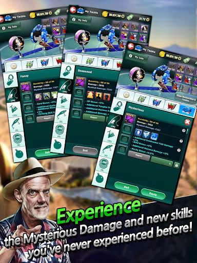 Ace Fishing: Wild Catch screenshot 4