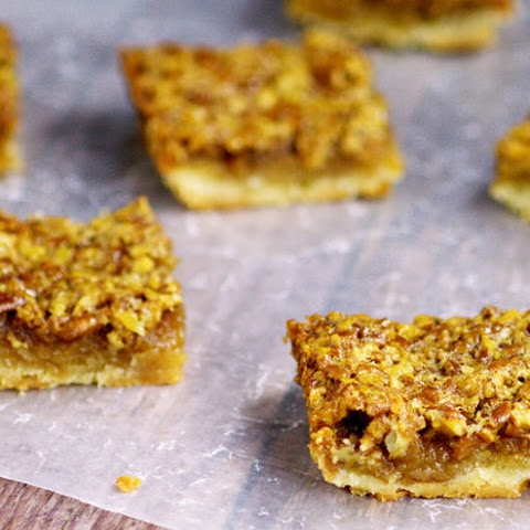 Southern Pecan Pie Bars