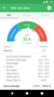 BMI Calculator & Weight Loss APK for Bluestacks