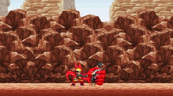 Game Ultimate Ninja Fighters Battle apk for kindle fire