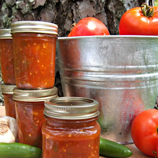 Canning Fresh Tomato Salsa Recipes
