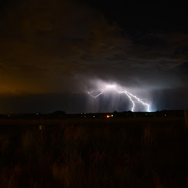 Power Of mother nature by Beth Waite - Landscapes Weather ( nature, lighting, colorado, storms, mother nature )