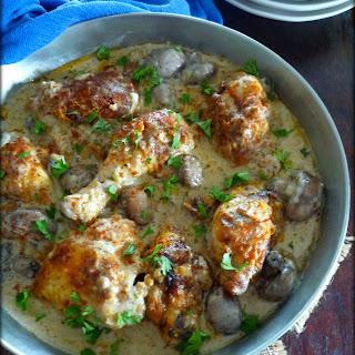 Chicken Cremini Mushrooms Recipes