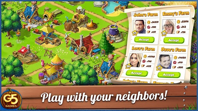 Farm Clan: Farm Life Adventure APK screenshot thumbnail 10