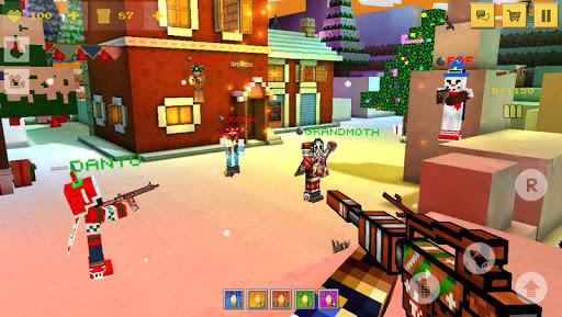 Block Force - Cops N Robbers screenshot 12