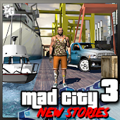 Mad City Crime 3 New stories APK for Ubuntu