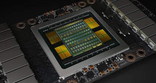 Your 90-second guide to new stuff Nvidia teased today: Volta V100 chips, a GPU cloud, and more