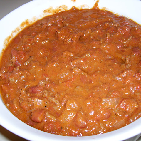 Chili for Supper